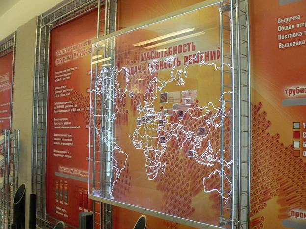 Карта ТМК